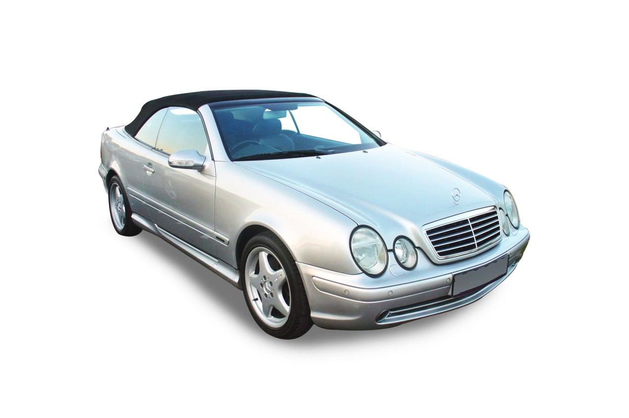CLK cabriolet - A208