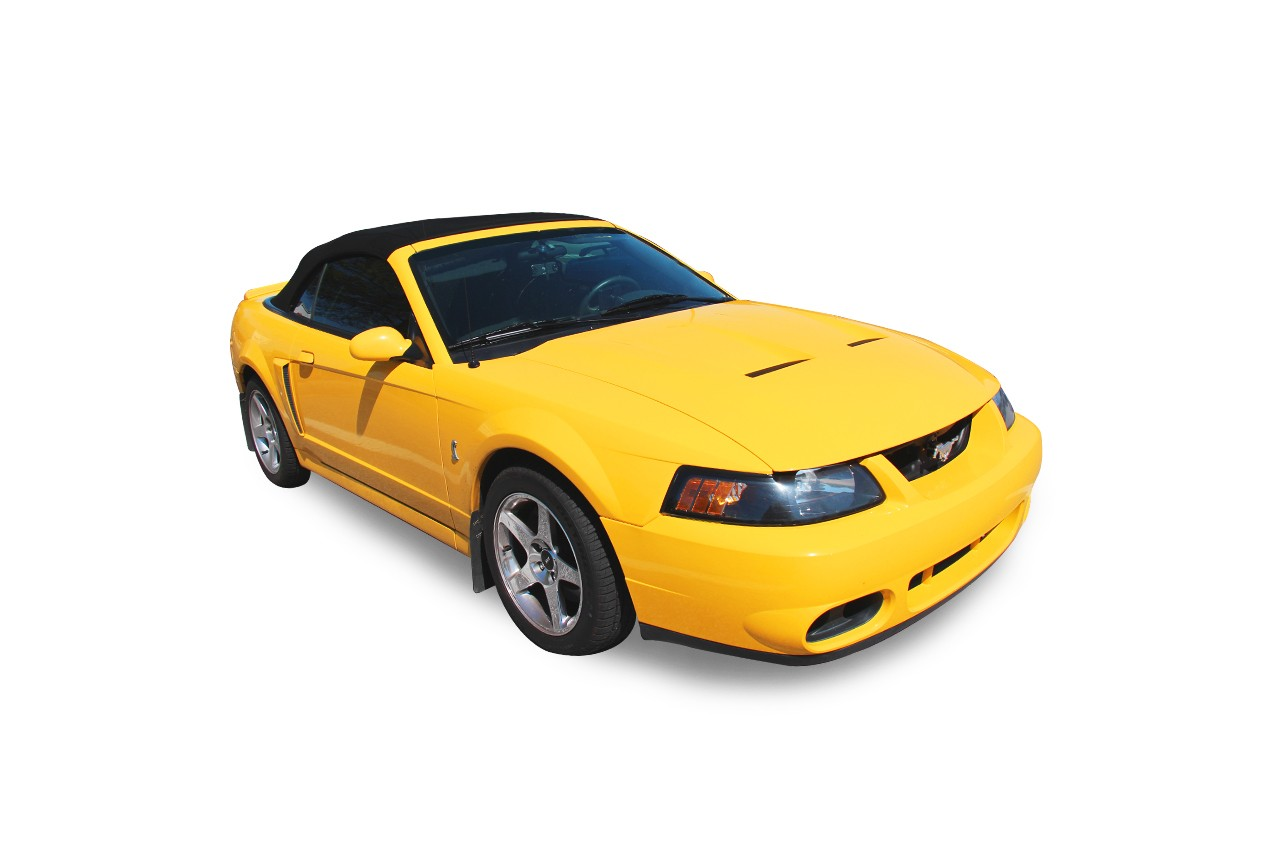 Mustang New Edge
