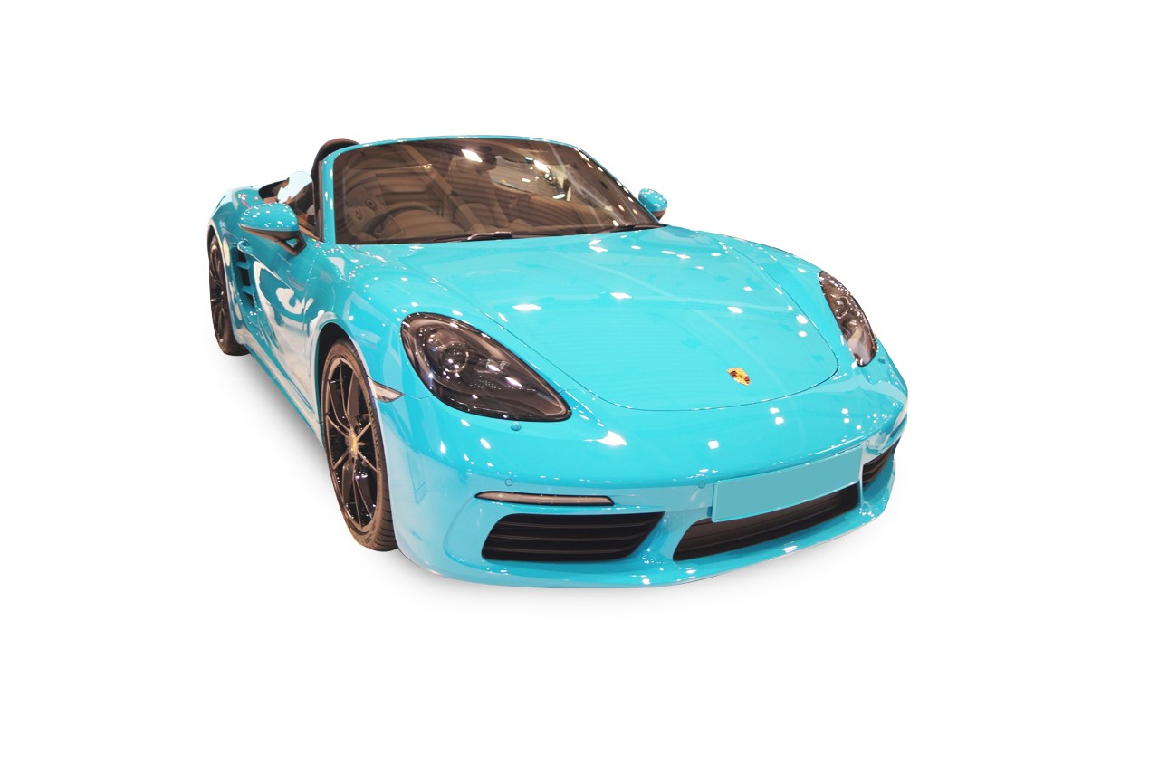 Boxster - 718