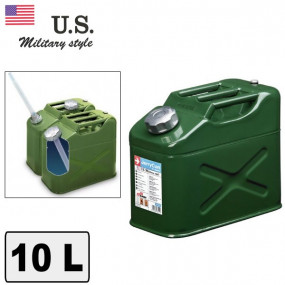 Bidon à essence 10L avec bec verseur