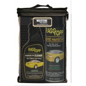 RAGG TOPP - Pack nettoyage et protection capote toile Alpaga