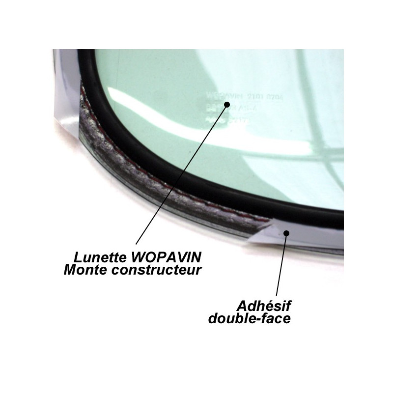 BMW z3 cabriolet vitre arrière avec fermeture éclair NOUVEAU KEDER