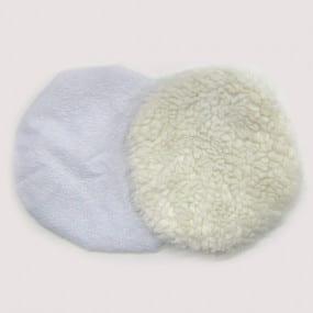 Kit de 2 bonnets pour polisseuse