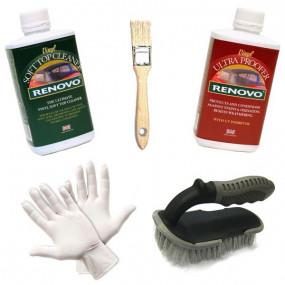 Kit imperméabilisant pour capotes en vinyle ou pvc
