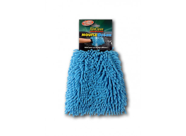 NEOCLEAN - Gant de lavage microfibre
