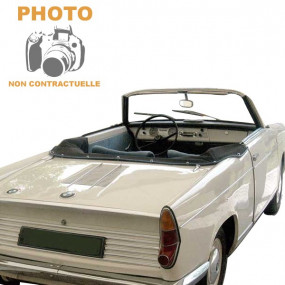 Couvre-capote Bmw 700 cabriolet en Alpaga Sonnenland