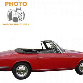Couvre-capote Bmw Glas 1300/1700 GT cabriolet en Alpaga Sonnenland