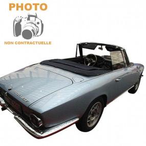 Couvre-capote Bmw 1600 GT cabriolet en Alpaga Sonnenland