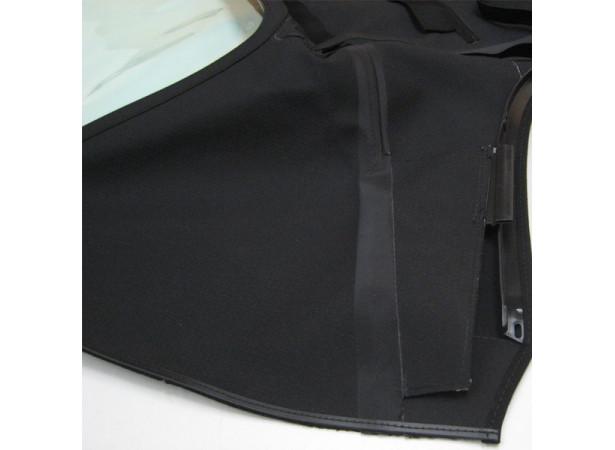 Capote Bmw Z3 cabriolet en Alpaga Twillfast avec poches latérales