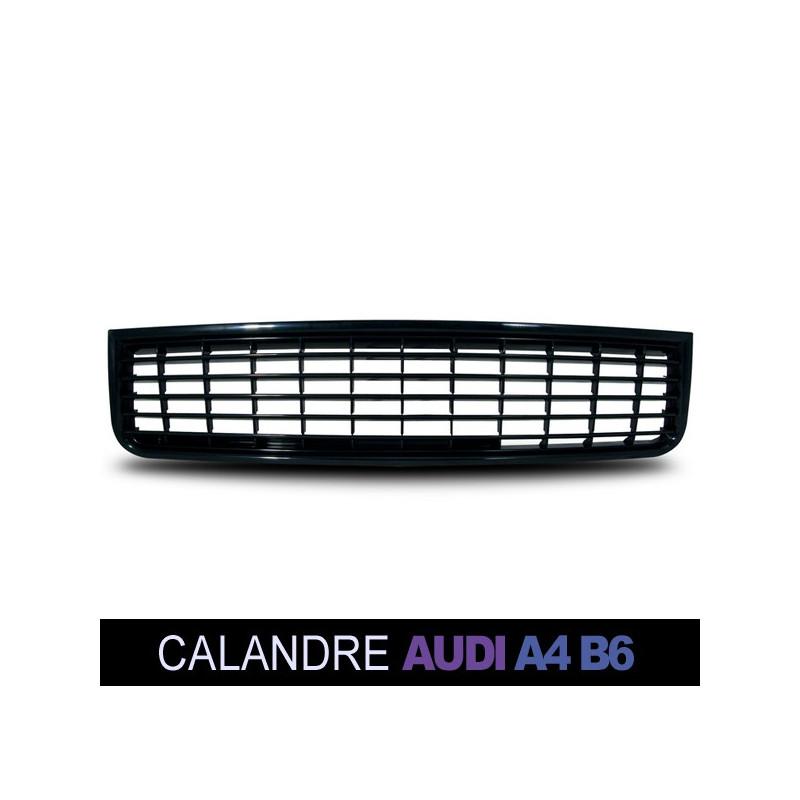calandre en plastique abs pour audi a4 8e b6 cabriolet. Black Bedroom Furniture Sets. Home Design Ideas