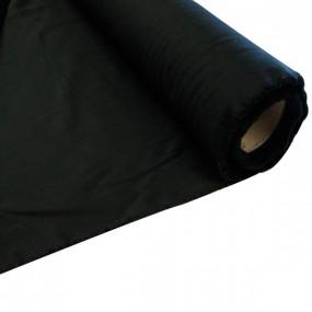 Toile cretonne noire en 150cm de large