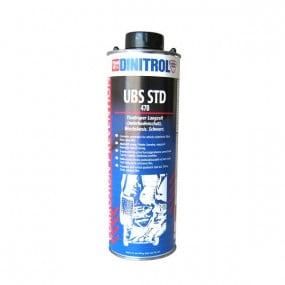 Dinitrol 478 Insonorisant pour dessous de caisse noir - 1L