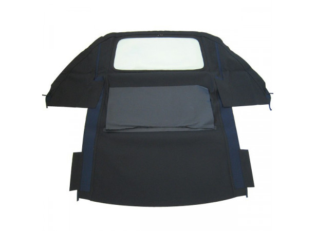 capote porsche 993 cabriolet en alpaga sonnenland a5. Black Bedroom Furniture Sets. Home Design Ideas