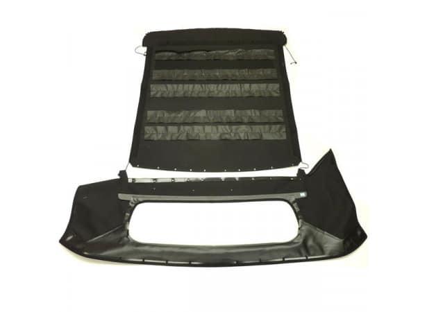 capote smart fortwo 451 partir de 2007 cabriolet en alpaga sonnenland a. Black Bedroom Furniture Sets. Home Design Ideas