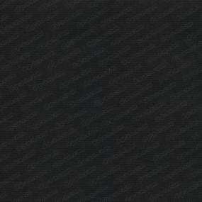 Tissus Côtelé noir en 134 cm