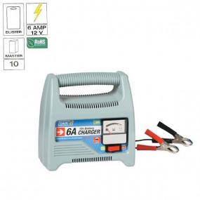 Chargeur de batterie 6A 12V