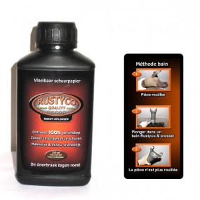 Rustyco Dissolvant rouille (250 ml)