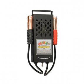 Testeur de batterie et de système de charge 6v ou 12v