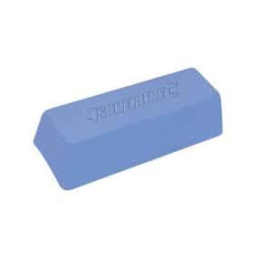 Pâte à polir bleue