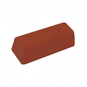 Pâte à polir marron