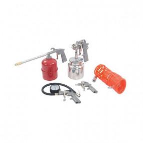 Kit 5 accessoires air comprimé