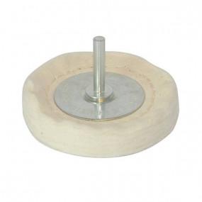 Roue de polissage à disques empilés Ø100mm