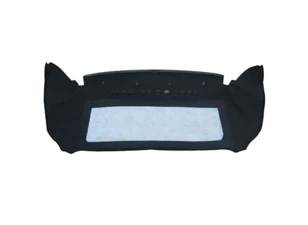 lunette arri re pour capote de smart fortwo 450 cabriolet en alpaga twillfast o e m. Black Bedroom Furniture Sets. Home Design Ideas
