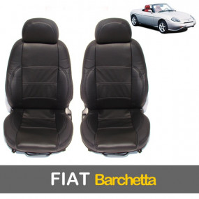 housses si ges fiat barchetta cabriolet comptoir du cabriolet. Black Bedroom Furniture Sets. Home Design Ideas