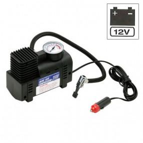 Compresseur à air 12V 17 bars avec manomètre