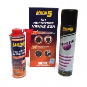 Kit de nettoyage pour vanne EGR Metal 5