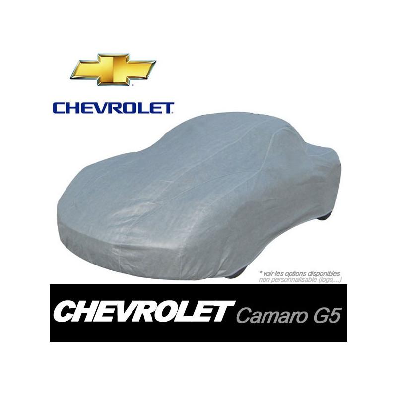 Housse protection voiture sur mesure chevrolet camaro g5 for Housse protection voiture