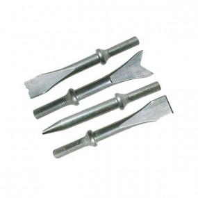 Outils pour marteau pneumatique (4 pièces)