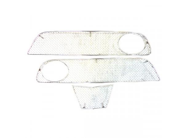 Grilles de calandre pour Mercedes SLK R171 Face Lift cabriolet (08/10)