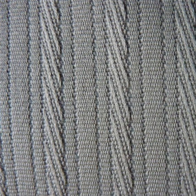 Tissus origine torsade gris en 142 cm