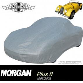 Housse protection voiture sur-mesure Morgan Plus 8 cabriolet (1968/2003) - Covermixt