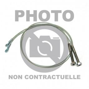 Câbles latéraux de tension pour capote de Ford Mustang cabriolet
