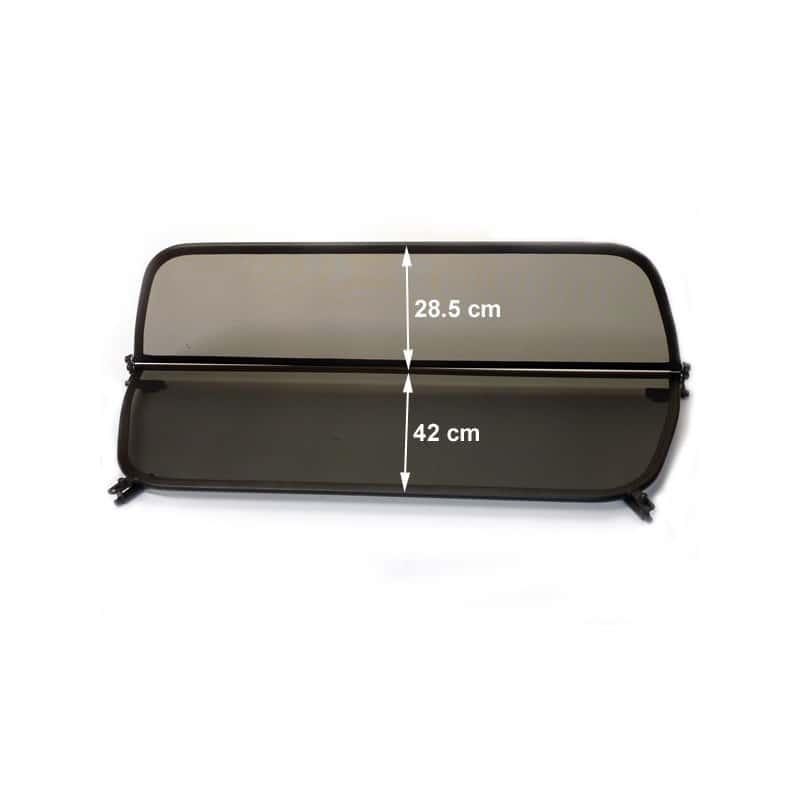 filet coupe vent anti remous windschott audi a3 8v. Black Bedroom Furniture Sets. Home Design Ideas