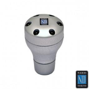 Pommeau levier de vitesse Nardi Ambition Line Silver - 3547.00.0005