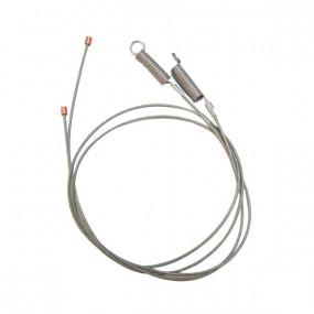 Câbles latéraux de tension pour capote de cabriolet Ford Mustang