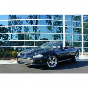 Grilles de calandre pour Jaguar XKR/XK8 cabriolet 1996 à 2005