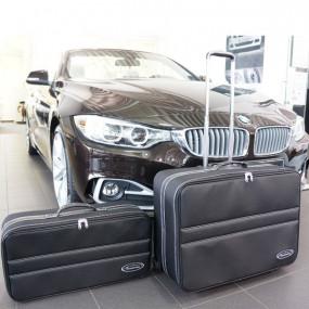 Bagages sur mesure pour BMW Série 4 Cabrio (F33)