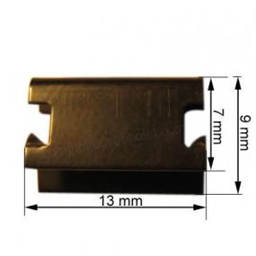 Pince 1.7mm à 3.4mm en acier