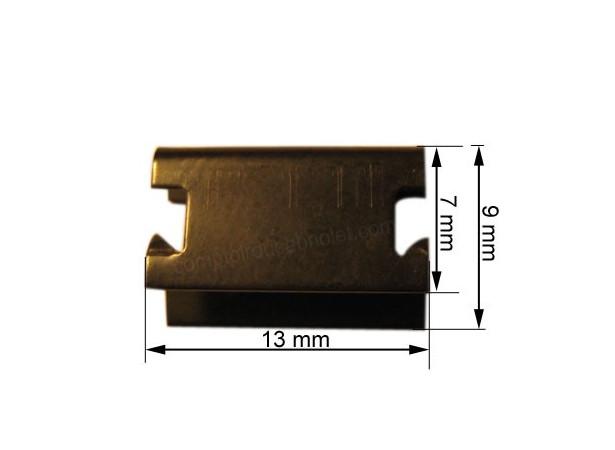 Pince acier 17mm à 34mm