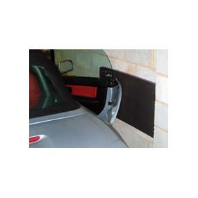 Plaque de mousse protège portière automobile