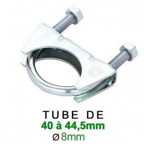 Collier d'échappement pour serrage de 40 à 44,5mm