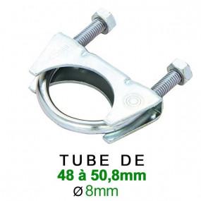 Collier d'échappement pour serrage de 48mm à 50,8mm