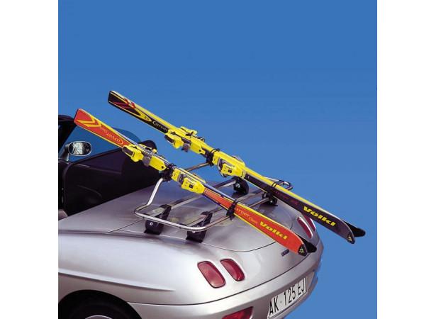 Porte skis pour cabriolets for 2 porte skis magnetiques shark