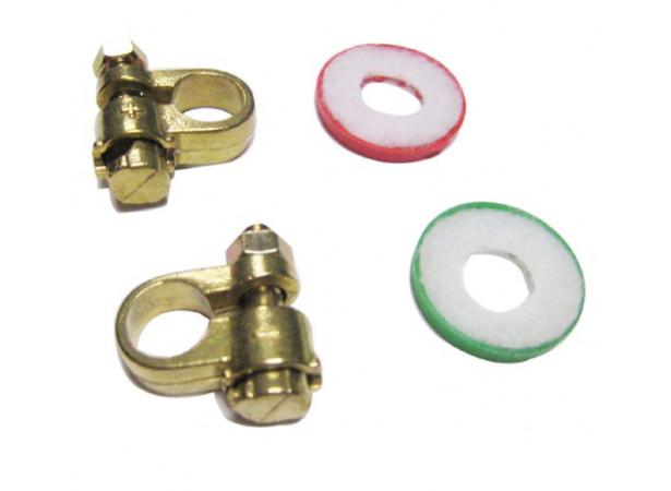 Cosses et rondelles anti-sulfate