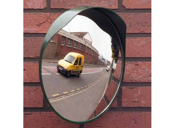 Miroir convexe 30cm for Miroir convexe