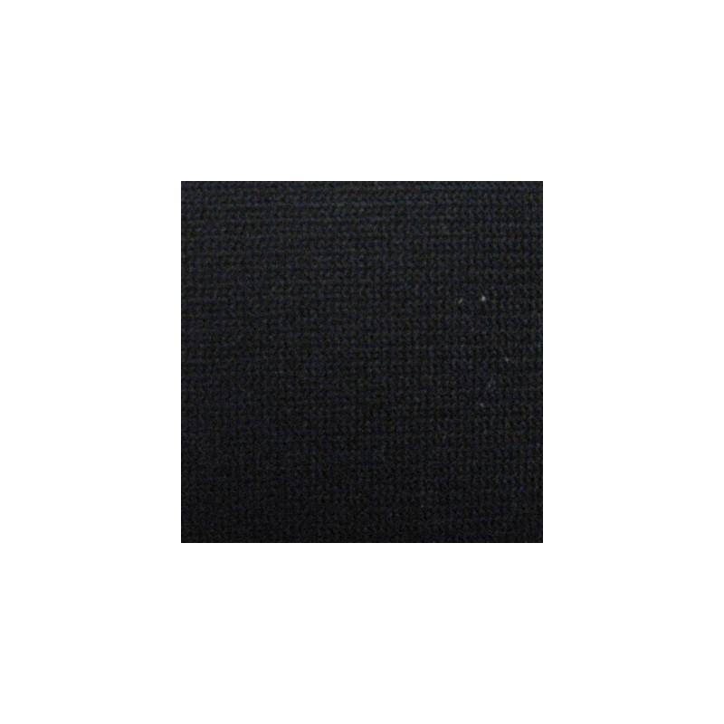 Rev tement en tissu noir aspect tiss sur mousse - Revetement mural tissu sur mousse ...